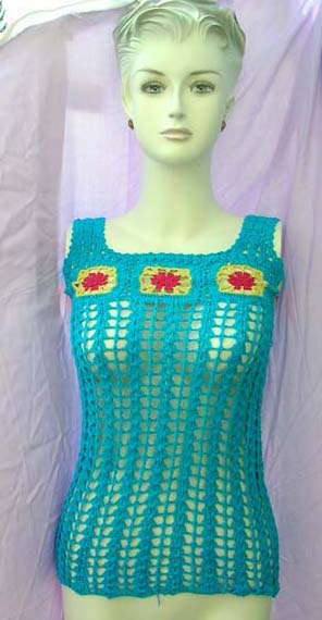 CROCHET TANK TOP PATTERNS « CROCHET FREE PATTERNS