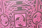 Celtic fashion knot band design summer sarong supply manufacturer wholesales trendy vacation apparel