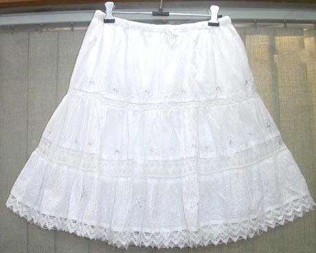 احلا مريول مدرسي 6pleats-mini-skirt-0