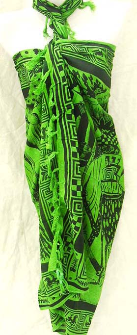 Fashion Supplier Apparel Sarong Announces The New: Indonesian Export Supplier Wholesales Tropical Sarongs