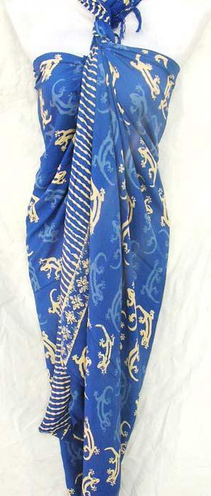 Fashion Supplier Apparel Sarong Announces The New: Cruise Apparel Gallery Wholesaler Exports Tropical Gecko